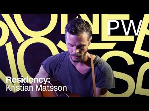 Residency: Kristian Matsson