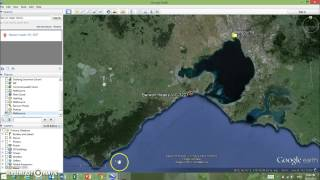 How To Make A Map Using Google Earth Free HD Video