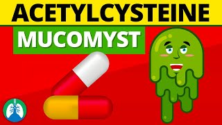What Is Acetylcysteine? (mucomyst) | Respiratory Therapy Zone