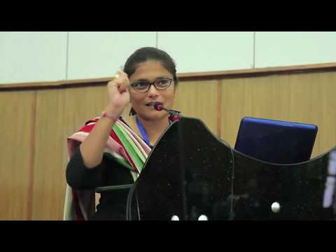 Sushmita Deb Addressing NADI 2016