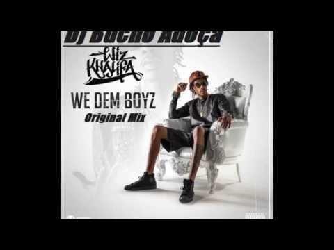 Wiz Khalifa - We Dem Boyz by Dj Bucho [AfroHouse]