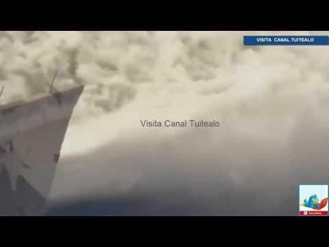 En california se rompe la presa oroville  evacuan a mas 200 mil personas