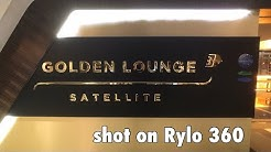 NEW & IMPROVED Malaysia Airlines Golden Lounge KLIA1 (shot on Rylo)