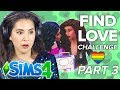 Chantel Tries The Dating Challenge In The Sims 4 | Part 3