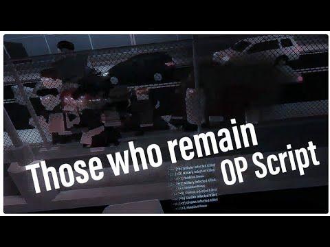 Turn Gun To 50 Cal Roblox Those Who Remain Script Roblox