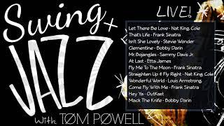 Swing & Jazz | Tom Powell [LIVE Recording]