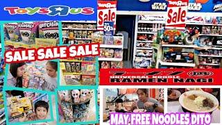 Toys R Us Sale Items And Mini Haul + Nagkasakit Si Zeonne Kawawa Naman