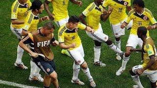 Танцы в футболе