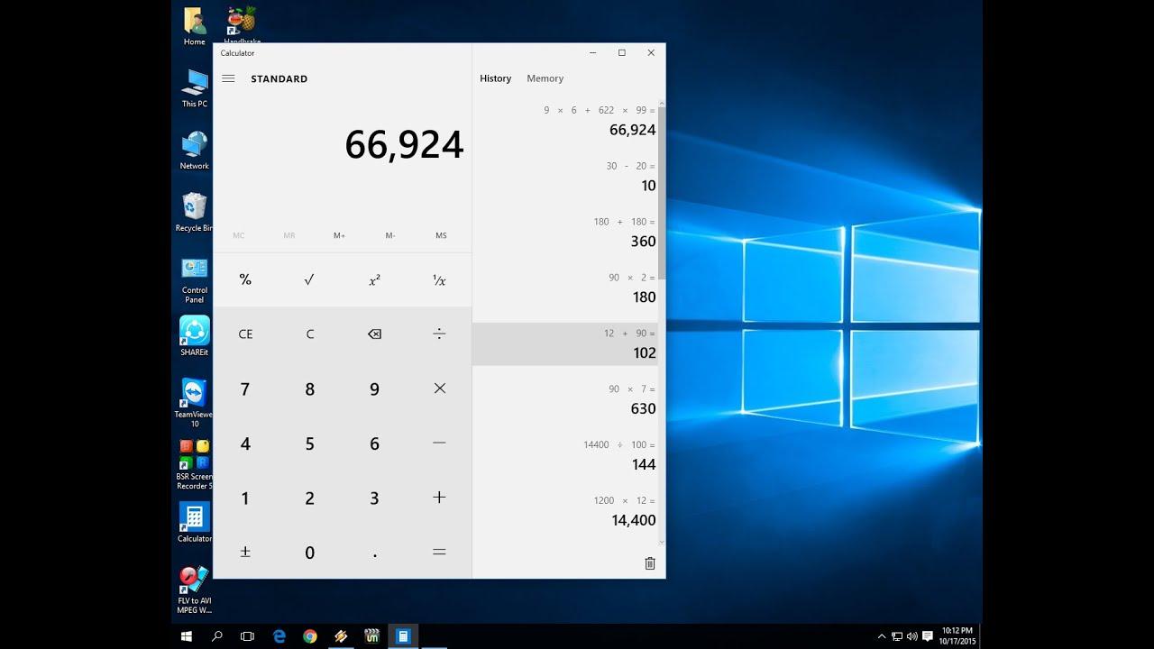 Keyboard shortcuts in windows.