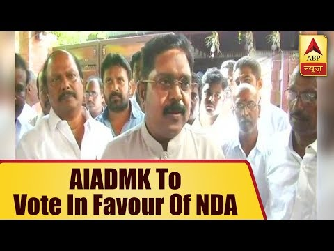 No Confidence Motion: HUGE WIN FOR MODI GOVT: AIADMK To Vote In Favour Of NDA | ABP News