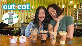 Best Drinks At Latte Cafe Saipan!