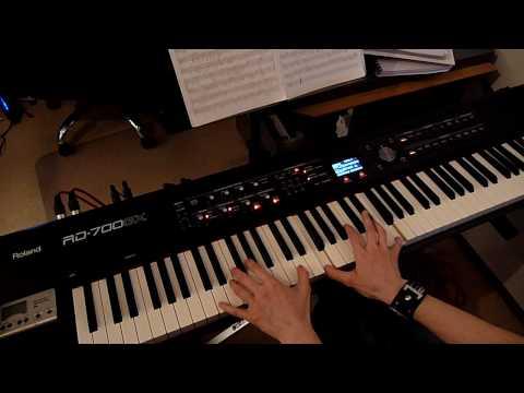 Slipknot - Danger - Keep Away piano tutorial [HD]