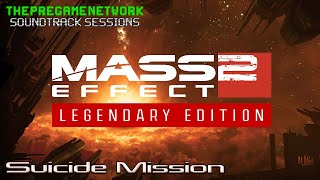 Suicide Mission - Mass Effect 2: Legendary Edition OST | Soundtrack Sessions