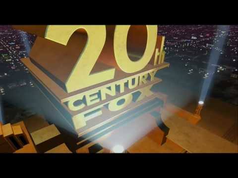 20th Century Fox Logo With The Book Of Life Fanfare