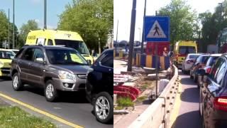 Chantier du Tram 9 de Jette - Inacceptable pour les pompiers!
