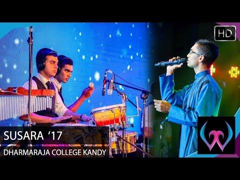 Virajini - Susara 2017 Dharmaraja College Kandy