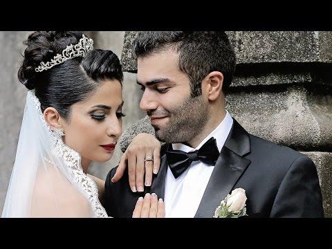 Persian Wedding - Love Story of Parisa & Saman - Iranian Wedding