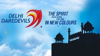 Delhi Daredevils IPL 2015 most stylish Official Theme Song with full schedule and player list