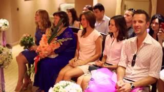Артем и Анна. Свадьба в Коломенском
