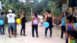 Balloon Bombing Parlor game Contest