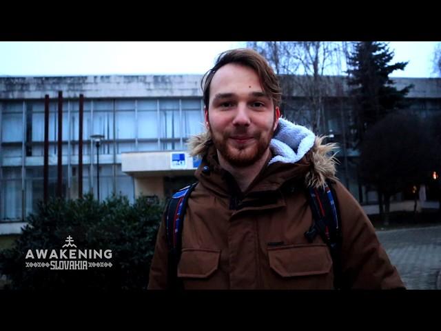 Načúvaj Duchu Svätému, uzdravenie v kaviarni   MARTIN   AWAKENING SLOVAKIA
