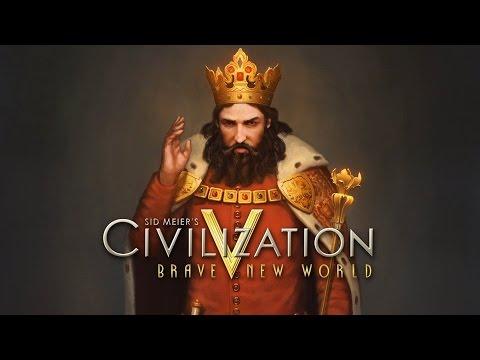 Civilization V: Brave New World Theme + Lyrics (HQ)