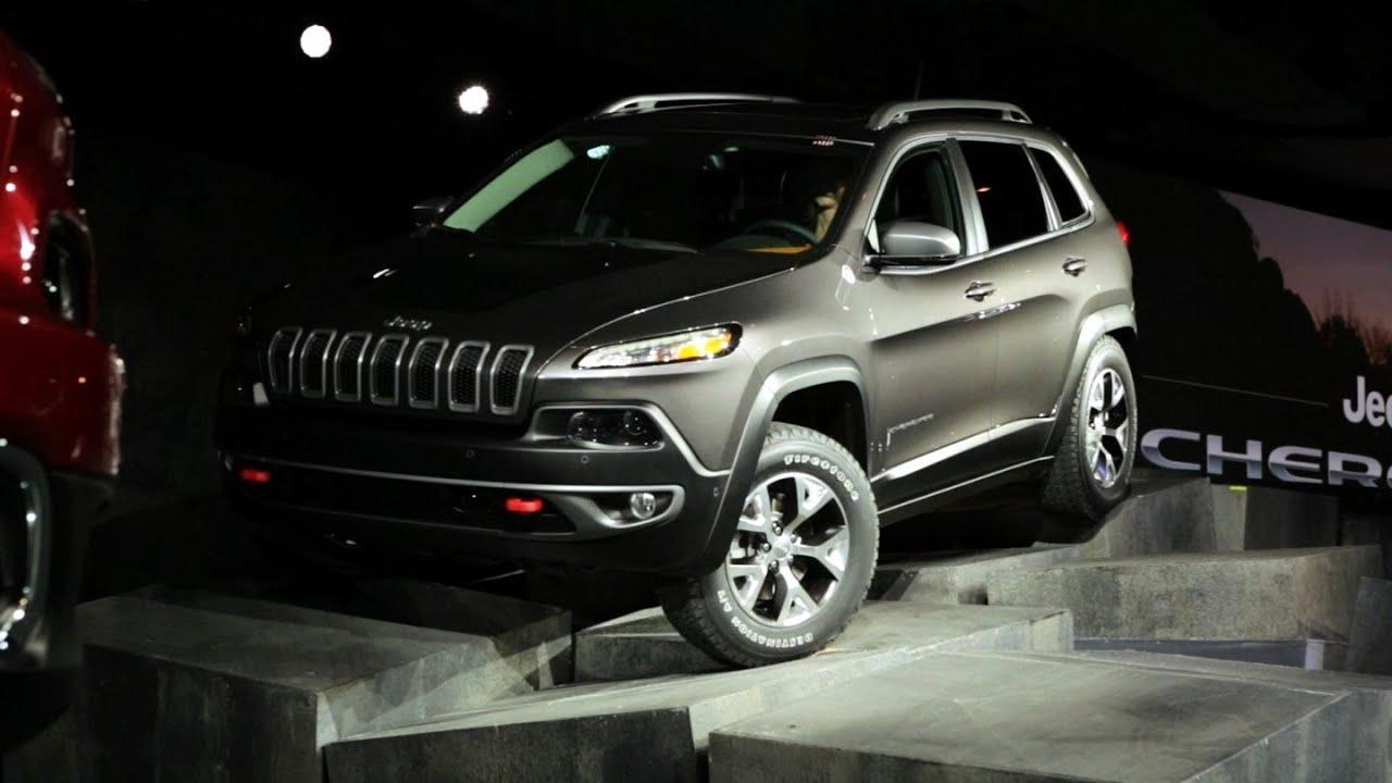 2014 Jeep Cherokee At The NY Auto Show | Consumer Reports