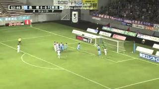 Sagan Tosu vs F.C.Tokyo - J-League 2012 round 18