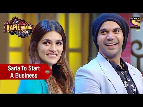 Sarla To Start a Business - The Kapil Sharma Show