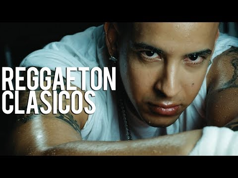 LOS MEJORES CLASICOS DEL REGGAETON - MIX REGGAETON ANTIGUO