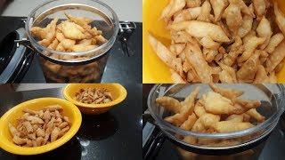 2 Recipes of Crispy Namak Paaray || Zeeray walay Namak Paaray || In Urdu & Hindi || FFC