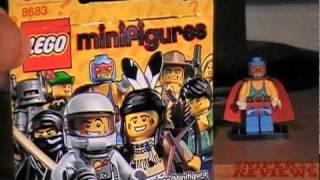 Lego Minifigs / MiniFigures Series 1