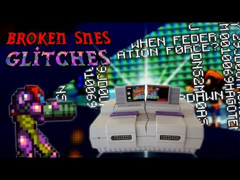 The Broken SNES Live Request Glitchy Live Show!
