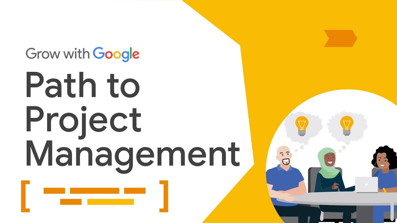 Become a Project Manager Without a College Degree with Google's Project Management Certificate