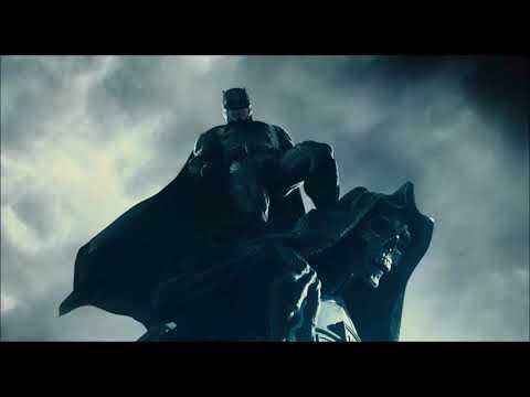 Batman theme - Justice League Soundtrack