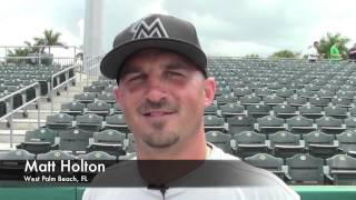 Miami Marlins Spring Training Autograph Day 2014