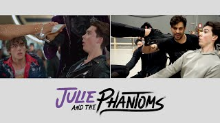 "Julie and the Phantoms BTS | ""Other Side of Hollywood"" 