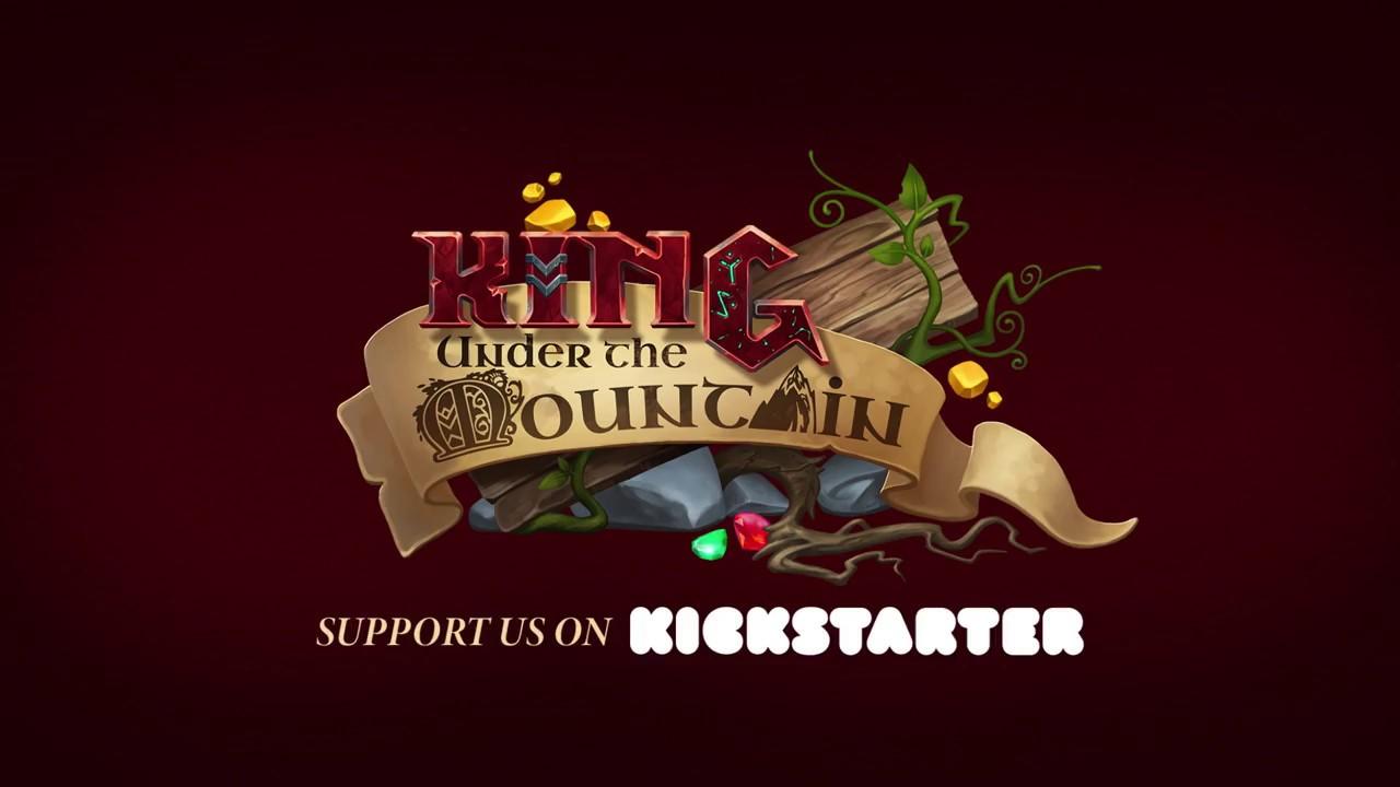 KickStarter - King under the Mountain - sim-based fantasy