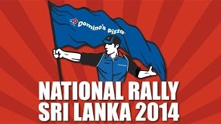 Dominos Pizza National Rally 2014
