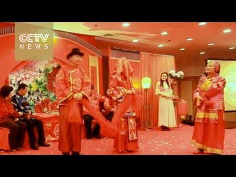 Ancient wedding traditions for Brides and Grooms in China