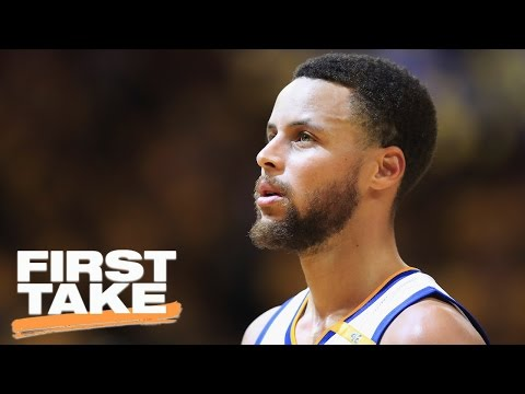 Is Steph Curry's 'Media Darling' Status Breeding Contempt? | First Take | April 21, 2017