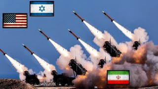 Scary! Iranian Missiles Threatening American Bases and Israel