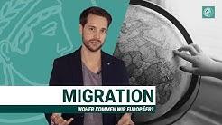 Migration: Alle Europäer stammen von Einwanderern ab | Wissen Was