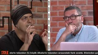 Ali Ece & Cem Dizdar Stolk Futbol Modu #4. Gün'de canlı yayında dün...