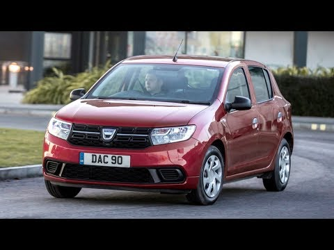 Dacia Sandero 2019 Car Review
