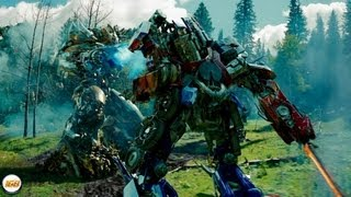 Transformers 2 Revenge Of The Fallen Forest Battle with Deleted Scenes 1080p [HD]