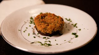 In The Kitchen With Caitlin: Quinoa Stuffed Mushrooms W/ Melissa Wolfe
