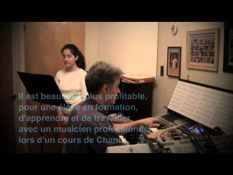 Rolling in the Deep ( Cours de Chant )