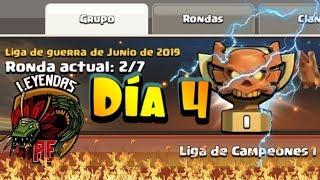 Clasificatoria MUNDIAL Th12 Día 4 | Clash of Clans