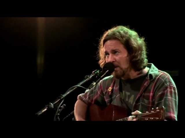 Eddie Vedder Society Water On The Road Chords Chordify